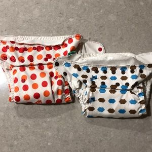 Other - Totbots AIO cloth diapers